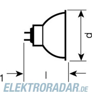 Osram Decostar 51 Alu-Lampe 41871 WFL