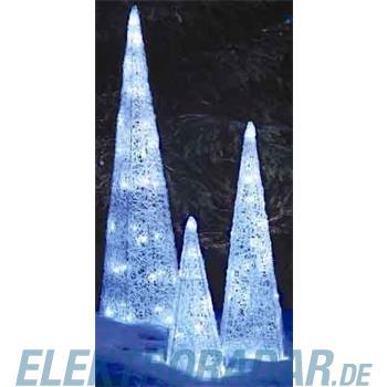 Hellum Glühlampenwer LED-Pyramide 24tlg. 568455