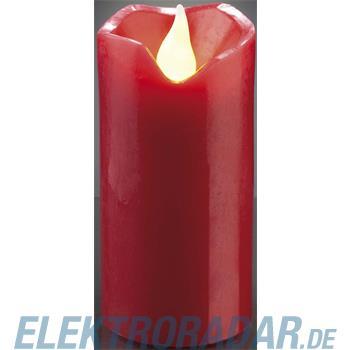 Hellum Glühlampenwer LED-Wachskerze H:9,5cm 572131