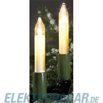 Hellum Glühlampenwer LED-Schaftkerzenkette 15er 801545