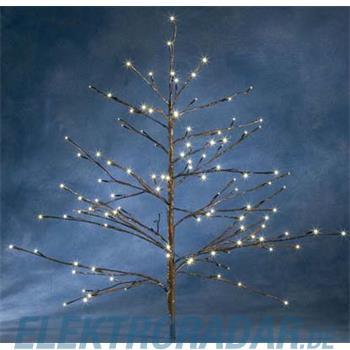 Gnosjö Konstsmide LED Lichterzweig braun 3371-006