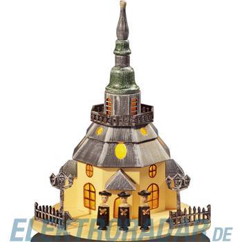 Hellum Glühlampenwer LED-Holzkirche 572209