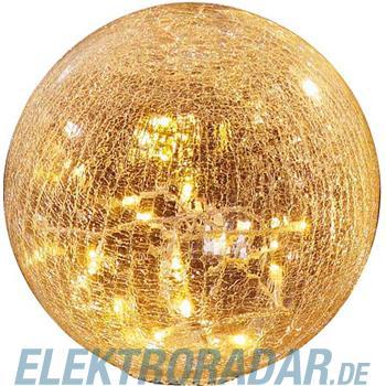 Hellum Glühlampenwer LED-Deko-Glaskugel 568905