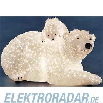 Gnosjö Konstsmide LED Fiberoptikfigur Eisbär 4311-200