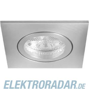 Brumberg Leuchten LED-Einbaustrahler alu R6504W6