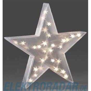 Gnosjö Konstsmide LED Kunststoffstern groß 2593-103