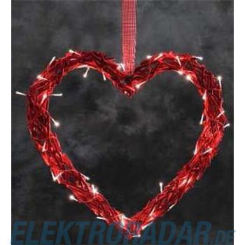 Gnosjö Konstsmide LED Silouette Herz 6220-550