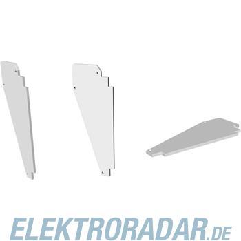 EVN Elektro Alu-Endabschlussplatte AP KK WL EAP