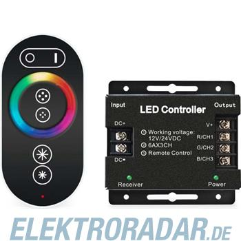 EVN Elektro RGB Funkcontroller FRGB-Set3x6A