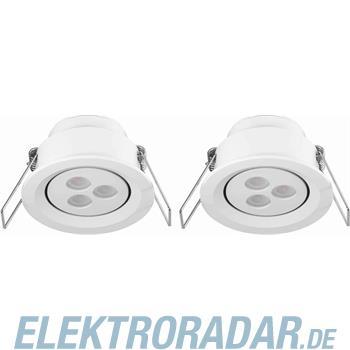Osram LED-Einbauleuchte 41076 PUNCTOLED(VE2)