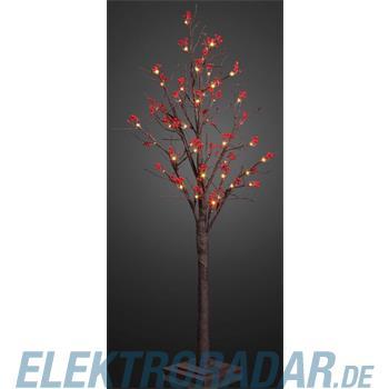 Hellum Glühlampenwer LED-Baum mit Früchten 576153