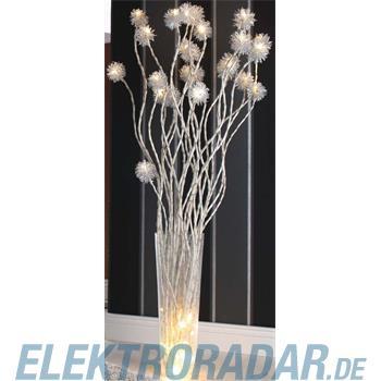 Hellum Glühlampenwer LED-Dekozweige natur 576245