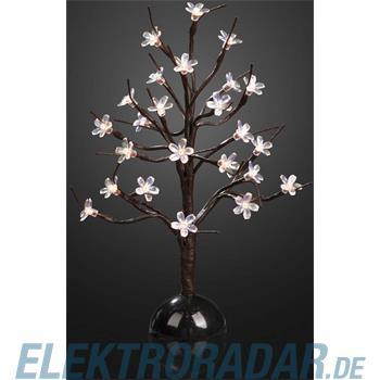 Hellum Glühlampenwer LED-Baum mit Kirschblüte 300161