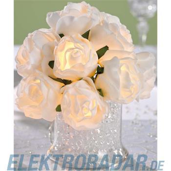Hellum Glühlampenwer LED Rosenbouquet 300260
