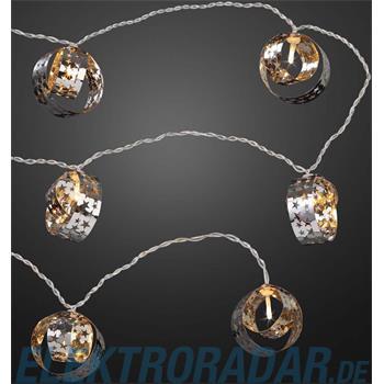 Hellum Glühlampenwer LED-Lichterkette 8-flg. 520040