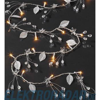 Hellum Glühlampenwer LED-Lichterkette 16-flg. 520071