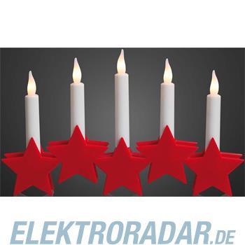 Hellum Glühlampenwer LED-Kerzenarrangement 520309