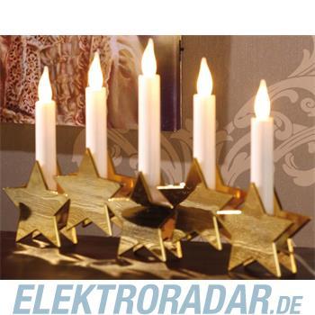 Hellum Glühlampenwer LED-Kerzenarrangement 520316