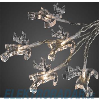 Hellum Glühlampenwer LED-Lichterkette 24-flg. 564075