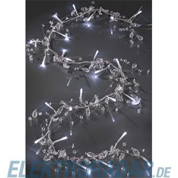 Hellum Glühlampenwer LED-Lichterkette 16-flg. 566185