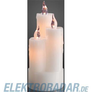 Hellum Glühlampenwer LED-Wachskerzen 571936