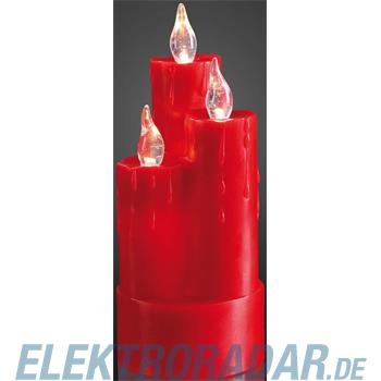 Hellum Glühlampenwer LED-Wachskerzen 571943
