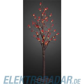 Hellum Glühlampenwer LED-Baum mit Früchten 576146
