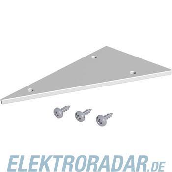 EVN Elektro Alu-Endabschlussplatte AP SW EAP