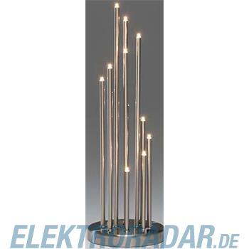 Gnosjö Konstsmide WB LED Metallleuchter gebürst 3535-900TR