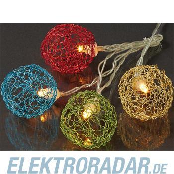 Hellum Glühlampenwer LED-Lichterkette 20flg 576542
