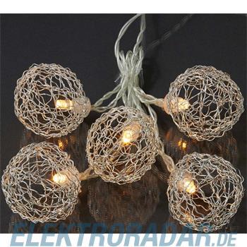 Hellum Glühlampenwer LED-Lichterkette 20flg 576559