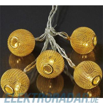 Hellum Glühlampenwer LED-Lichterkette 10flg 520767