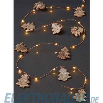 Hellum Glühlampenwer LED-Lichterkette 20flg 520477