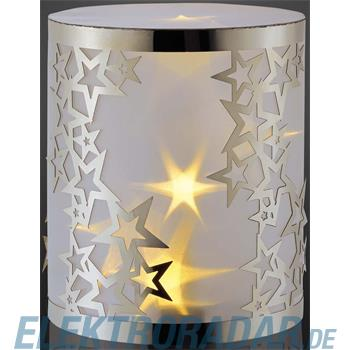 Hellum Glühlampenwer LED-Dekolicht Sterne 520514