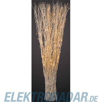 Hellum Glühlampenwer LED-Weidenzweige 120-flg. 576443