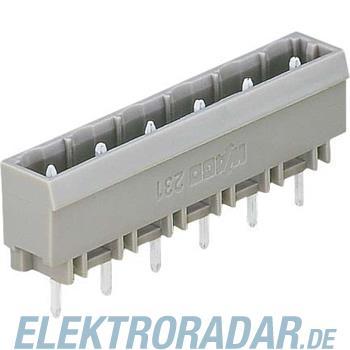 WAGO Kontakttechnik Stiftleiste 231-265/001-000