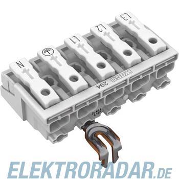 WAGO Kontakttechnik Netzanschlussklemme LAK17 5P #294-4215