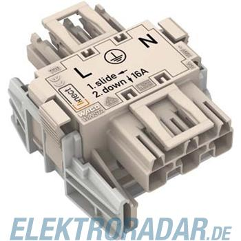WAGO Kontakttechnik Linect-T-Steckverbinder 0770-6223