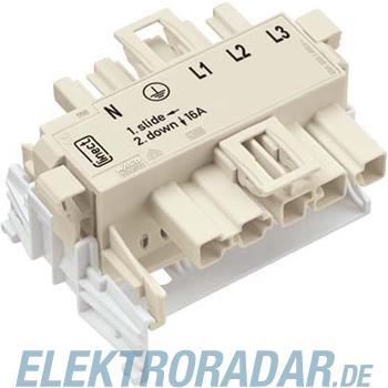 WAGO Kontakttechnik Linect-T-Steckverbinder 0770-6225