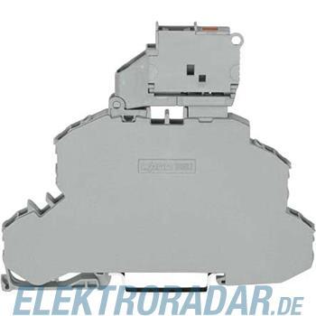 WAGO Kontakttechnik Dreistocksicherheitsklemme 2002-2611/1000-541