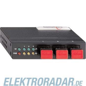 Rutenbeck Desktop-Switch POF/UAE 4xAp 2,2mm