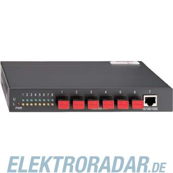 Rutenbeck Desktop-Switch POF/UAE 8xAp 2,2mm