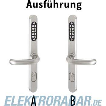 Assa Abloy effeff AnyKey Tastatur, 8 mm Vier 49610802011-B86