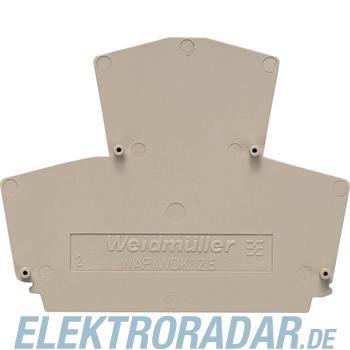 Weidmüller Abschlussplatte WAP WDK10