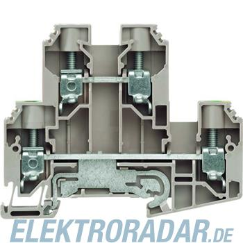 Weidmüller Durchgangsreihenklemme WDK 10 DU-PE