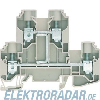 Weidmüller Durchgangsreihenklemme WDK 10 V