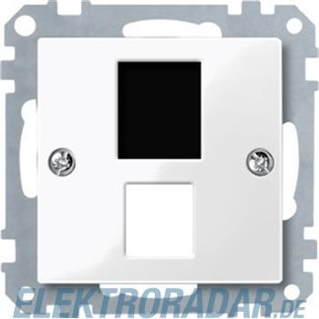 Merten Zentralplatte pws/gl 290119