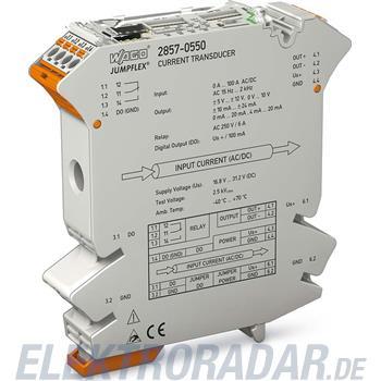 WAGO Kontakttechnik Strommessumformer 2857-550