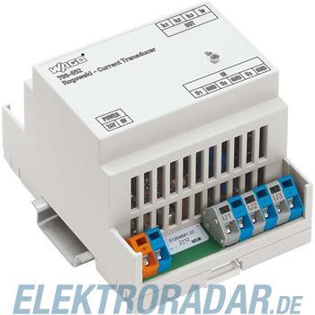 WAGO Kontakttechnik Strommessumformer 789-652