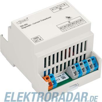 WAGO Kontakttechnik Strommessumformer 789-654